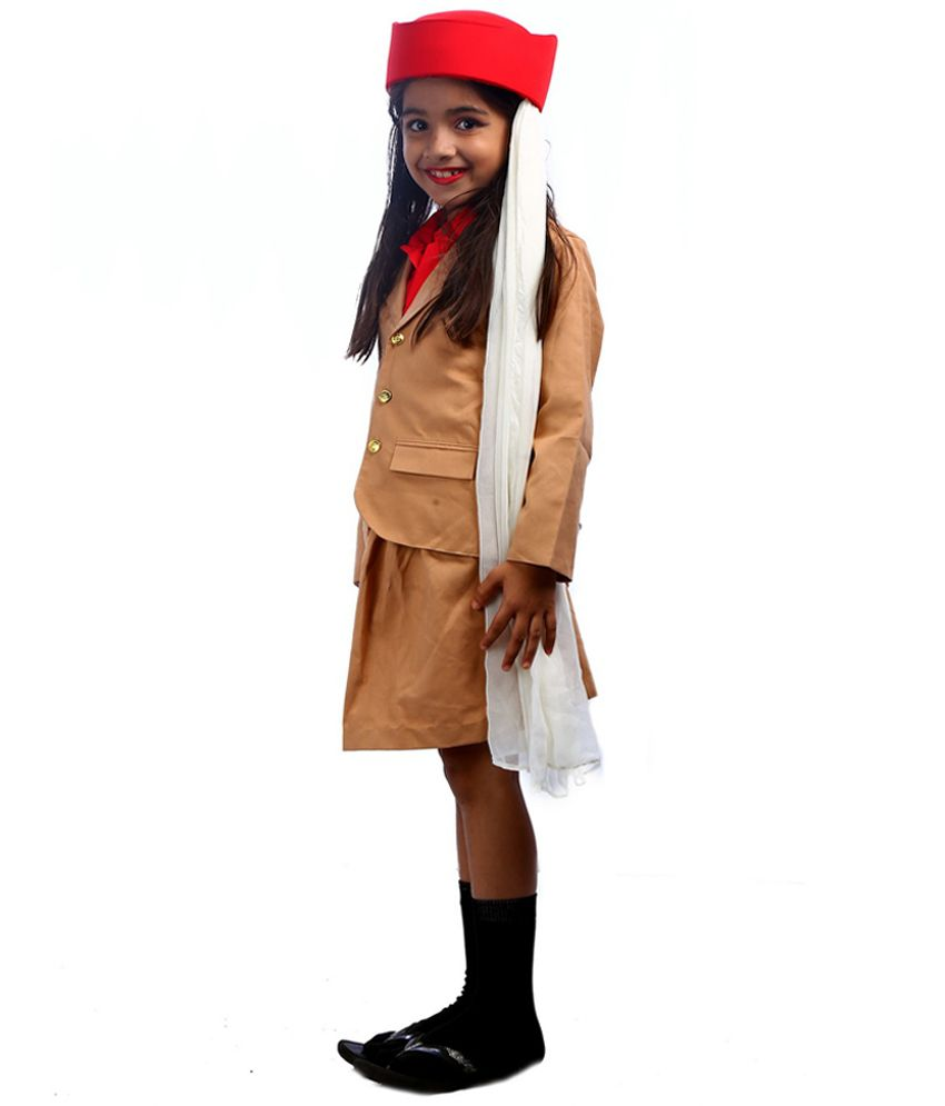 fb1f474ed37 SBD Air Hostess Community Helper Fancy Dress Costume For Kids