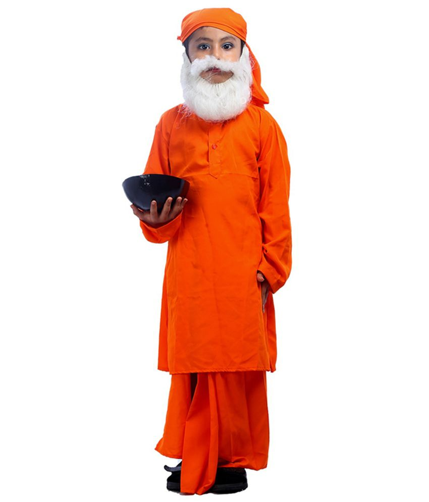 SBD Sai Baba Mythological Fancy Dress For Kids