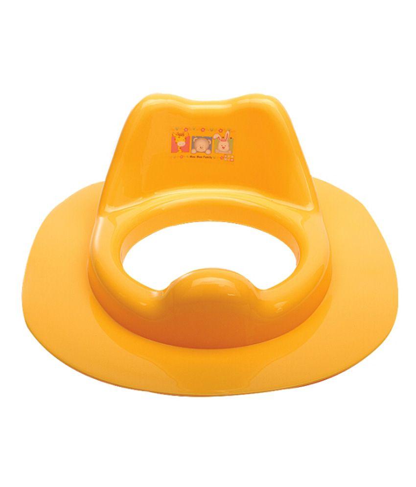 Mee Mee Mee Mee Baby Trainer Potty Seat_Yellow