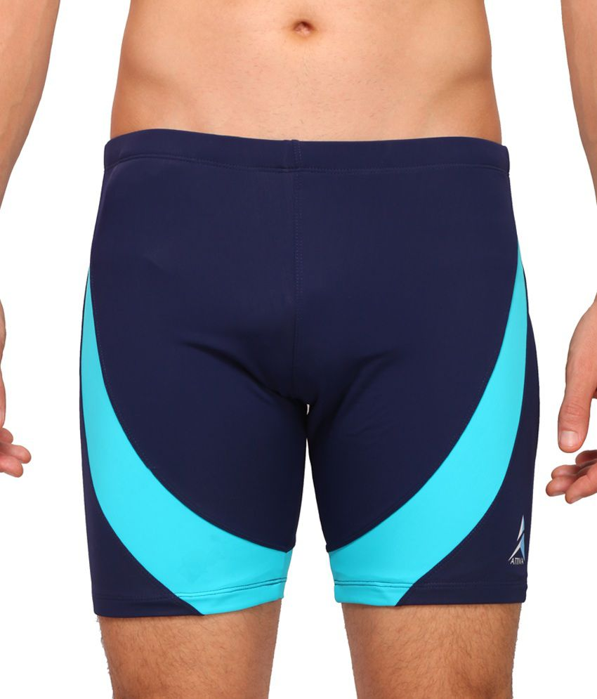 Attiva Navy Swimwear Shorts