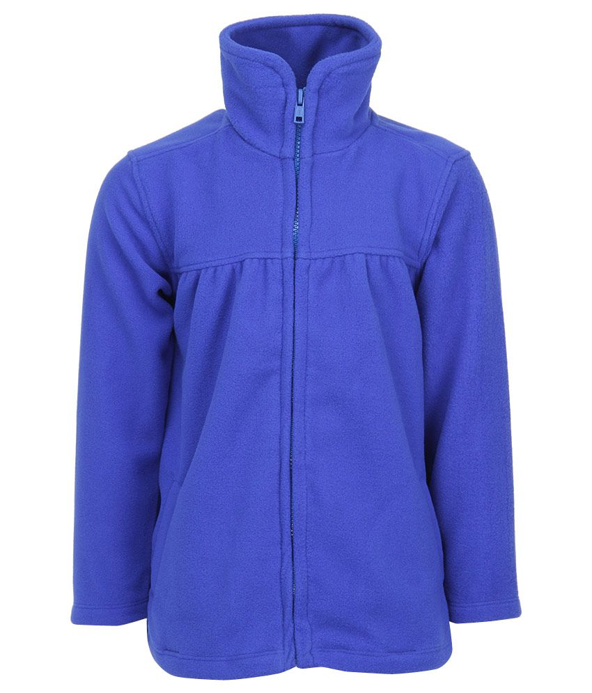 FS MINKLUB BLUE Long Sleeve JACKET For Kids
