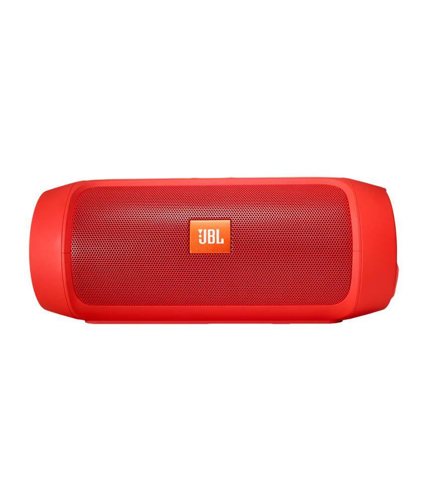 jbl charge 2 portable bluetooth speaker red buy jbl. Black Bedroom Furniture Sets. Home Design Ideas
