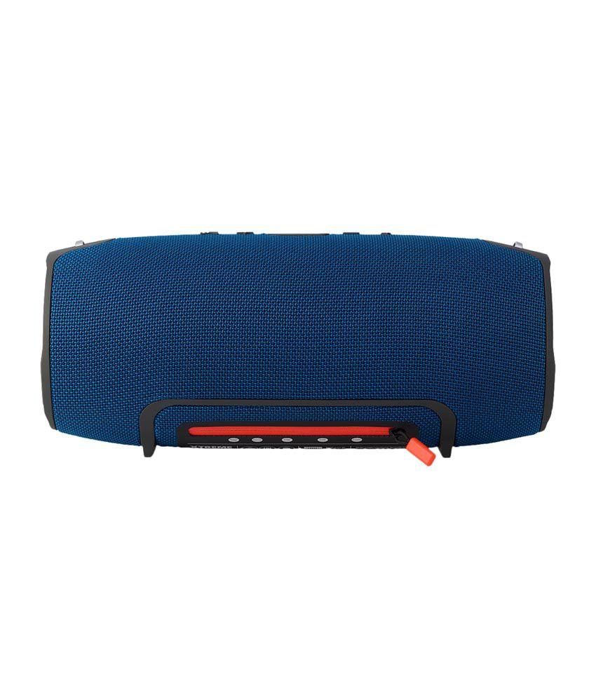 JBL Xtreme Portable Bluetooth Speaker - Blue