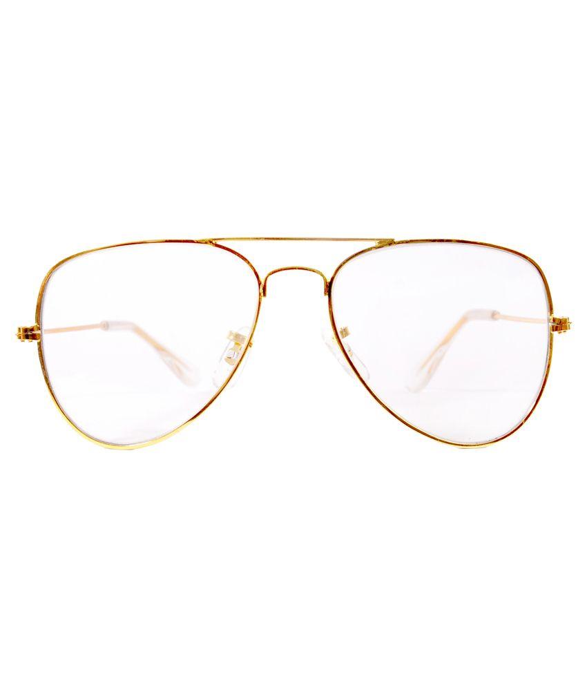 golden frame aviator sunglasses  Redex Golden Frame Aviator Sunglasses - Buy Redex Golden Frame ...