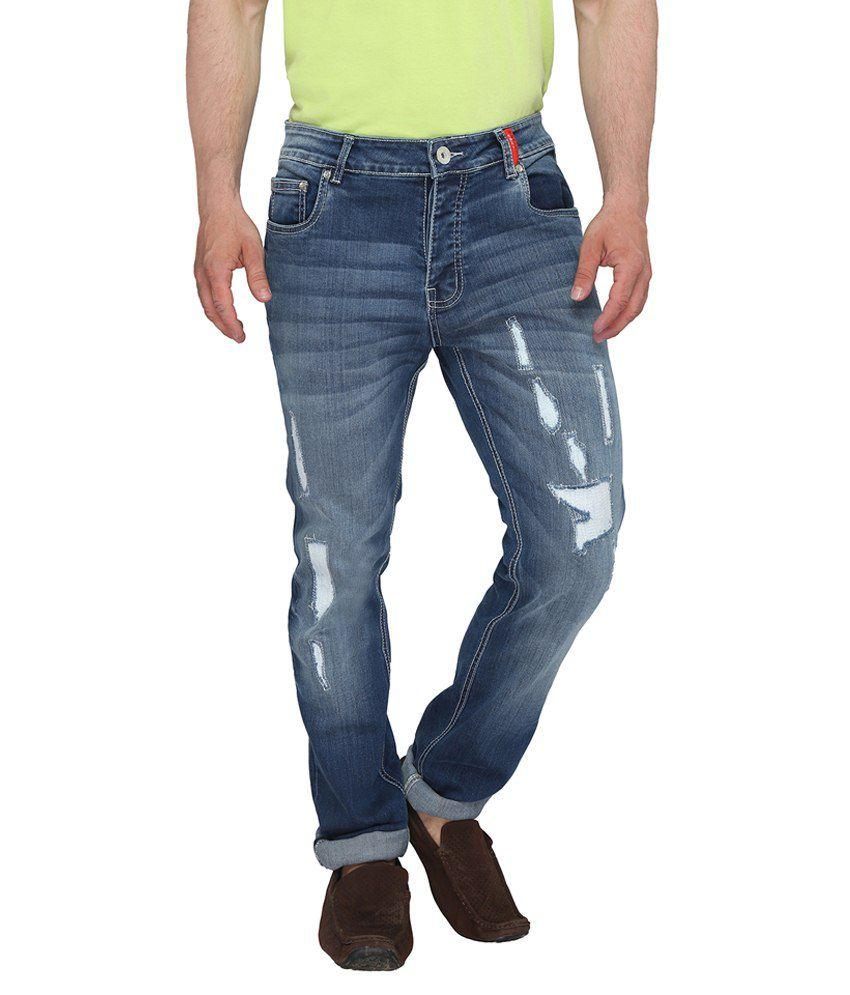 Again? Vintage Blue Slim Fit Jeans