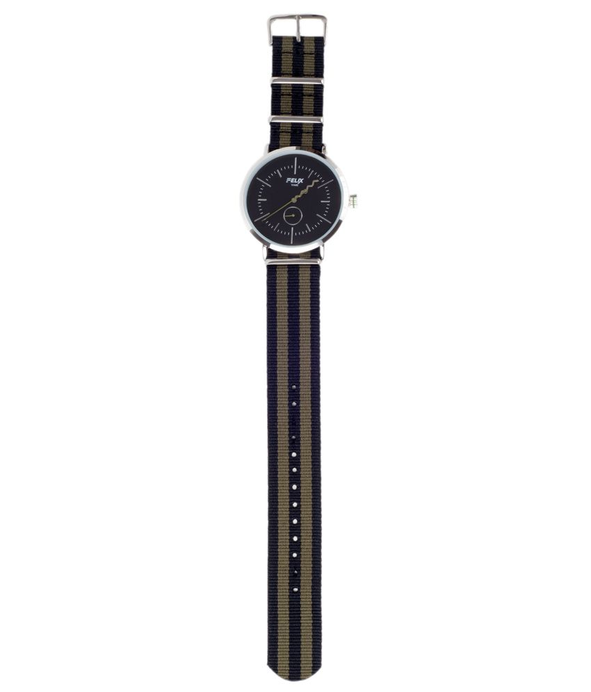 Ibumpio Blue Analog Casual Watch