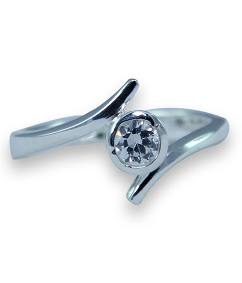 Collana 92.5 Sterling Silver Rings