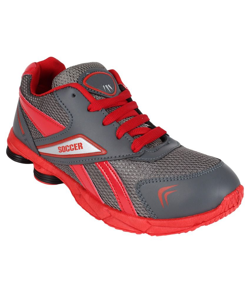 Oricum Footwear Grey Sports Shoes