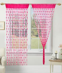 String & Decorative Curtains