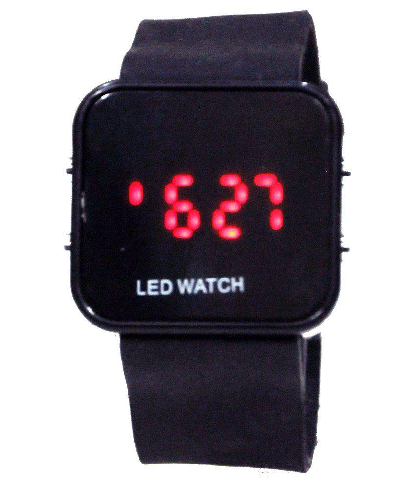 led watch black - photo #3