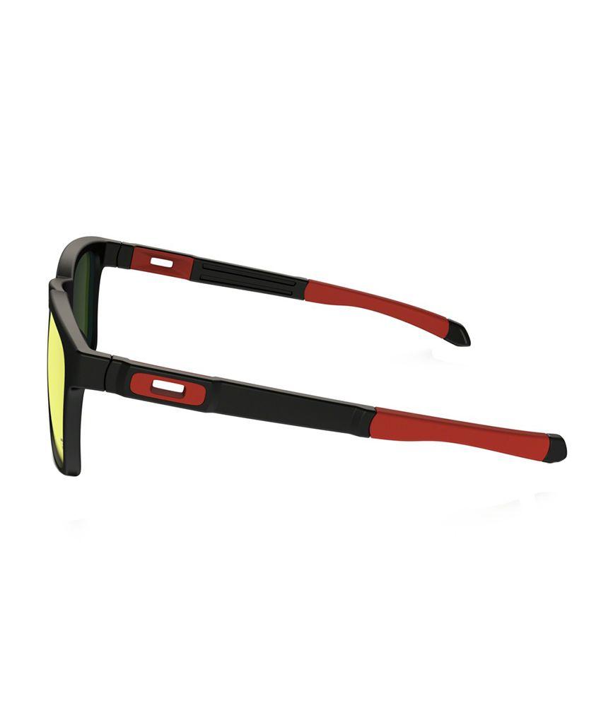 ef70908bfd9 Oakley Black Wayfarer Non Metal Frame Sunglasses - Buy Oakley Black ...