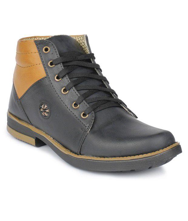 Semana Black Boots