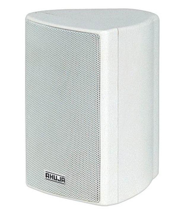 Ahuja Ps300t Wall Mount Speaker - White