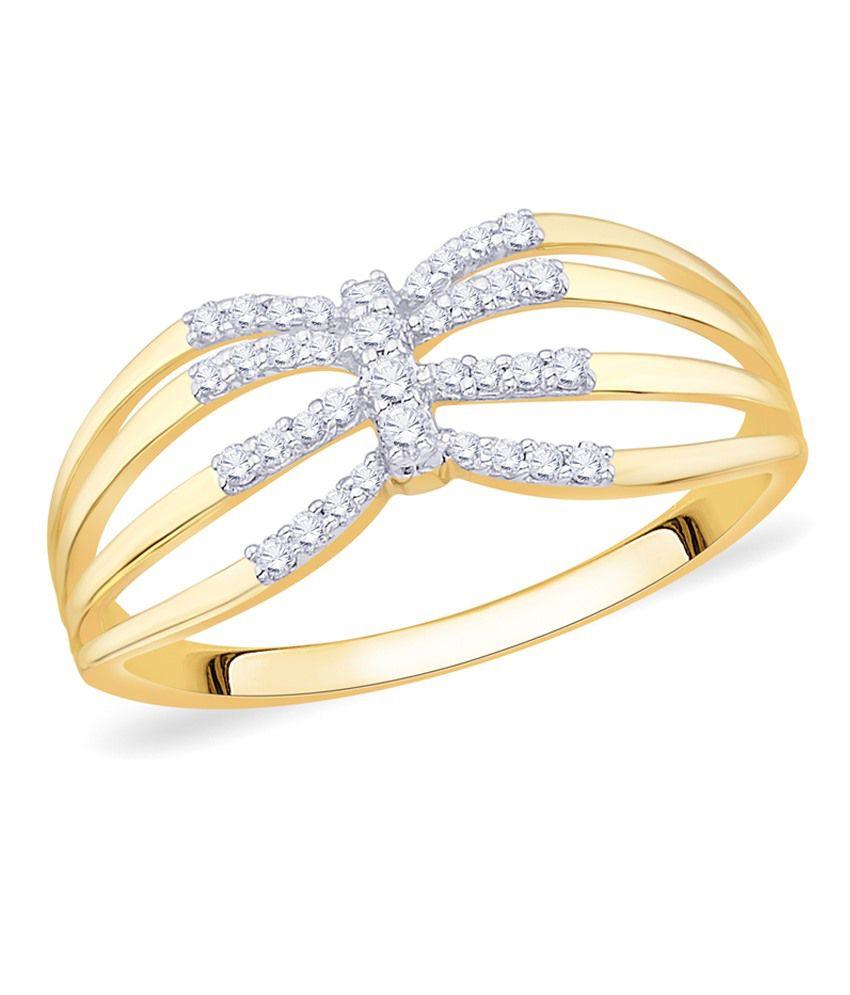Diti 14Kt Gold Ring