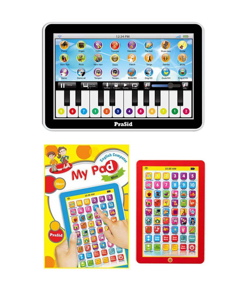 PraSid Combo Of  Mini My Pad & 20 Key Music Centre