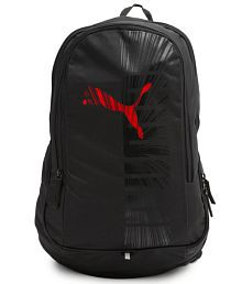 Puma Black Backpack
