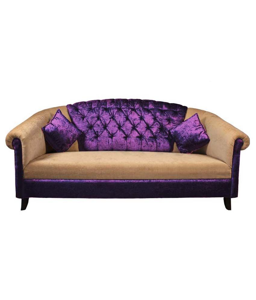 Heritage 3 Seater Sofa Set