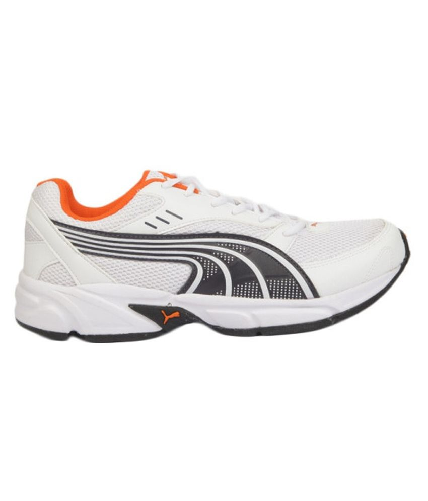 525fb863598 Puma Atom II DP White Sports Shoes - Buy Puma Atom II DP White ...