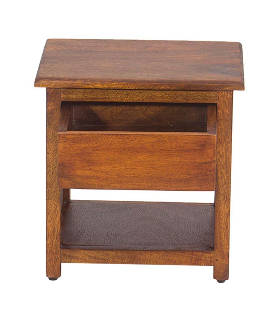 Marko Night Stand in Natural Finish