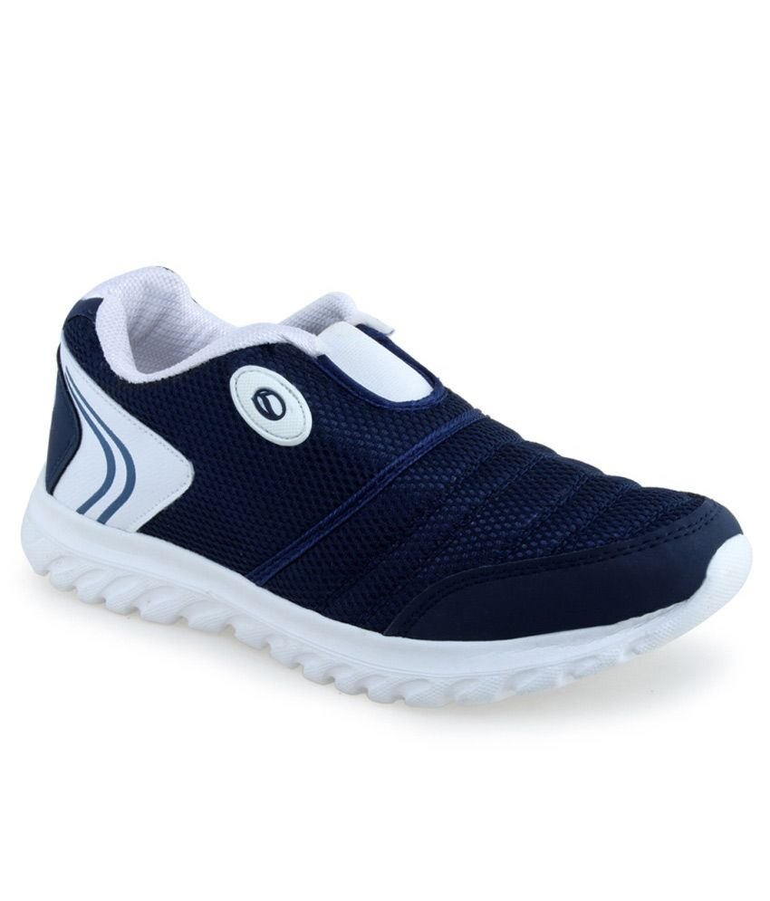 e829d019ad4a Lancer Navy Blue Sports Shoes - Buy Lancer Navy Blue Sports Shoes Online at  Best Prices in India on Snapdeal