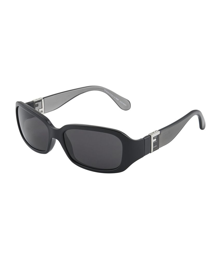 27989d4fad8 Fendi Black Frame Rectangle Sunglasses - Buy Fendi Black Frame Rectangle Sunglasses  Online at Low Price - Snapdeal