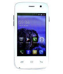 Videocon Z30 AIR WHITE 512 MB White
