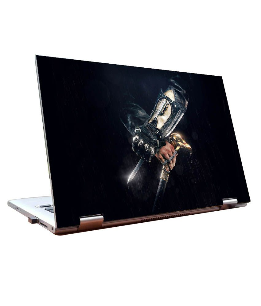 Laptop Skins 14 Inch Assassins Creed Gaming Dell Lenovo Acer Hp Jyard Buy Laptop Skins 14 Inch Assassins Creed Gaming Dell Lenovo Acer Hp Jyard Online At Low Price In India Snapdeal