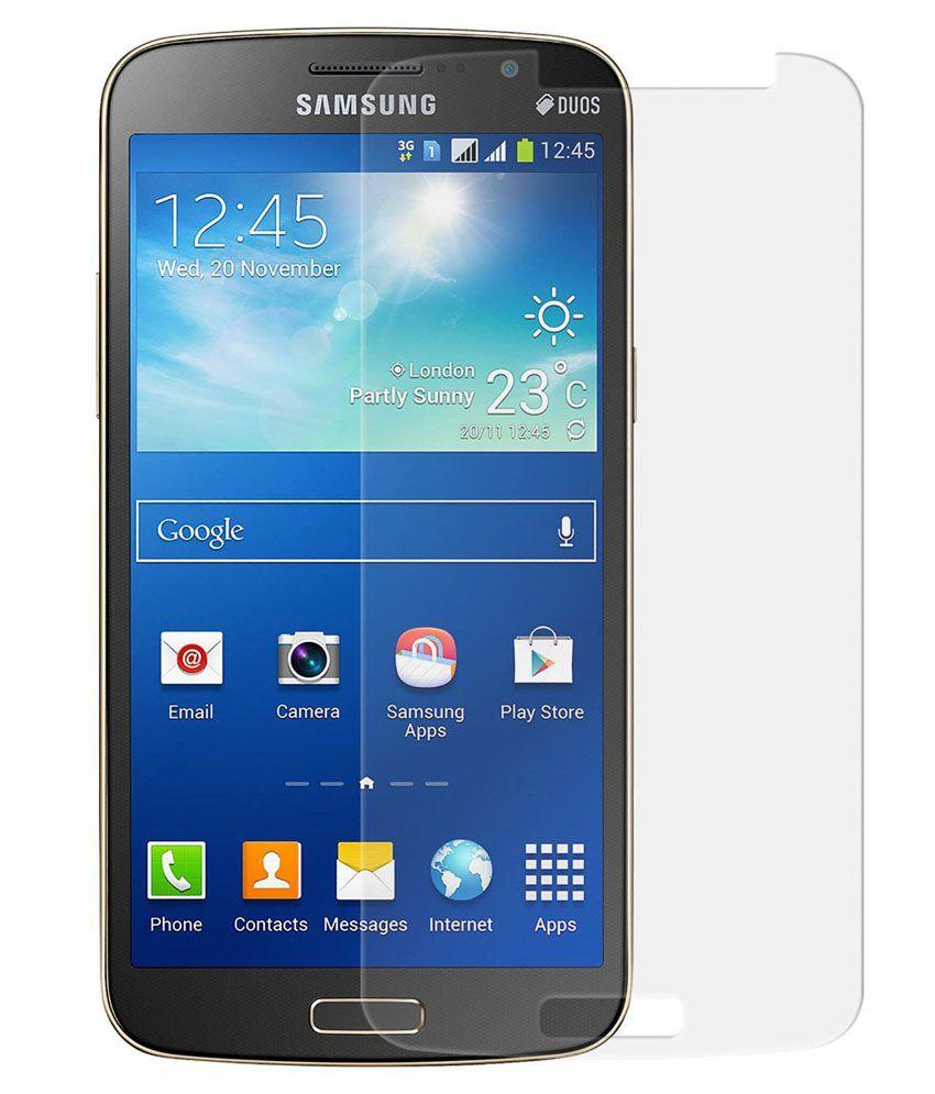 Samsung Galaxy Grand 2 Clear Screen Guard by ELV