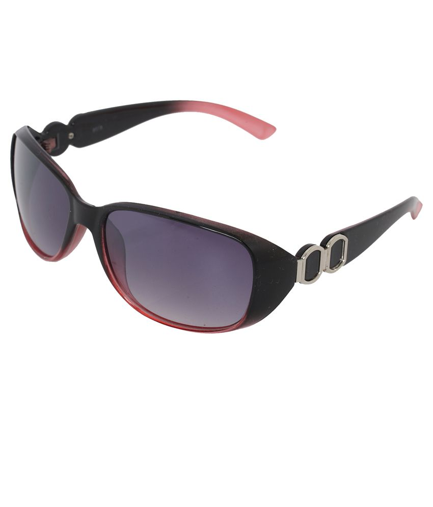 Sun Trance Multicolor Rectangle Sunglasses