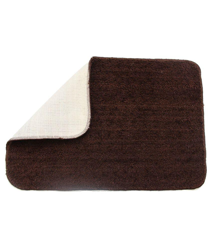 Home Gallery Brown Antiskid Floor Mat