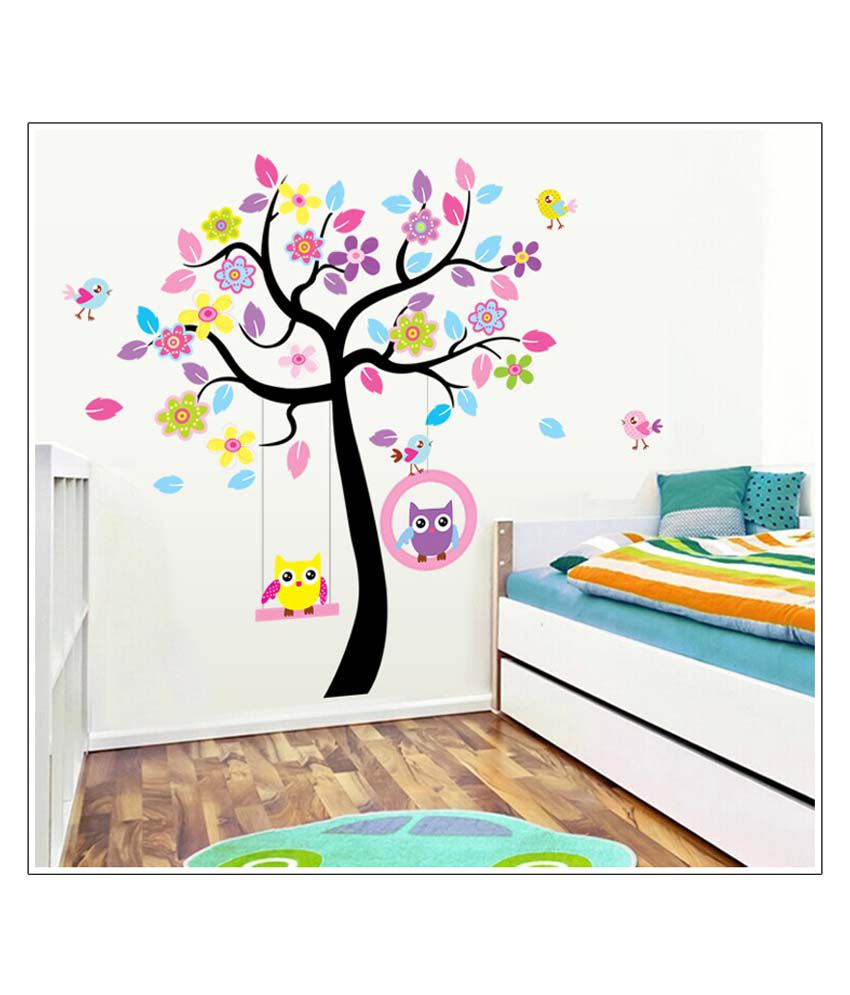 Cortina New Extra Large Wall Stickers Multicolor Buy Cortina New