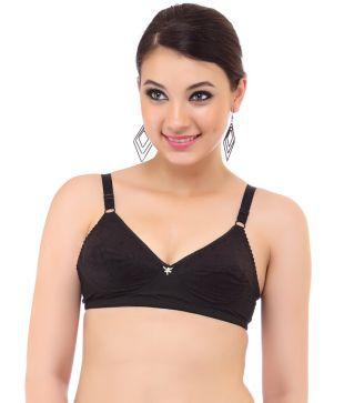 c0bdf7951 Buy Mybra Black Bra Online at Best Prices in India - Snapdeal