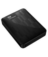 WD 1 TB External Hard Disks Black