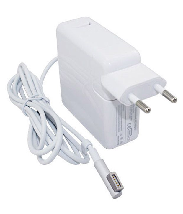 Lapsix 60 W Power Adapter For Apple Macbook MA895LL/A /A1184