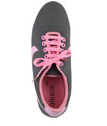 Alexus Gray Sneakers
