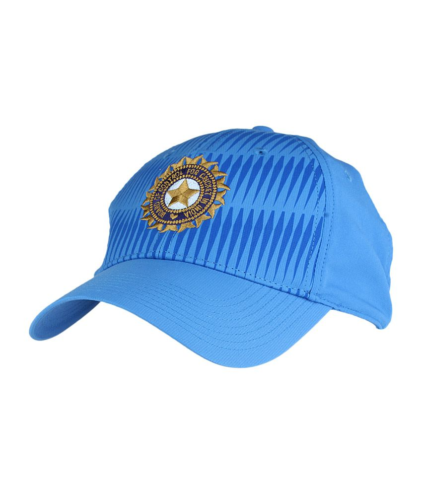 Nike Team India Cricket Cap - Blue - Buy Online   Rs.  f032deb67b8