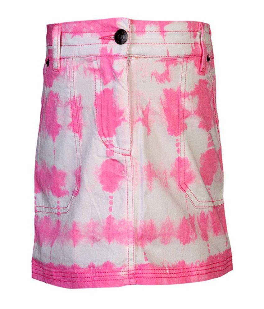 UFO Pink Shorts