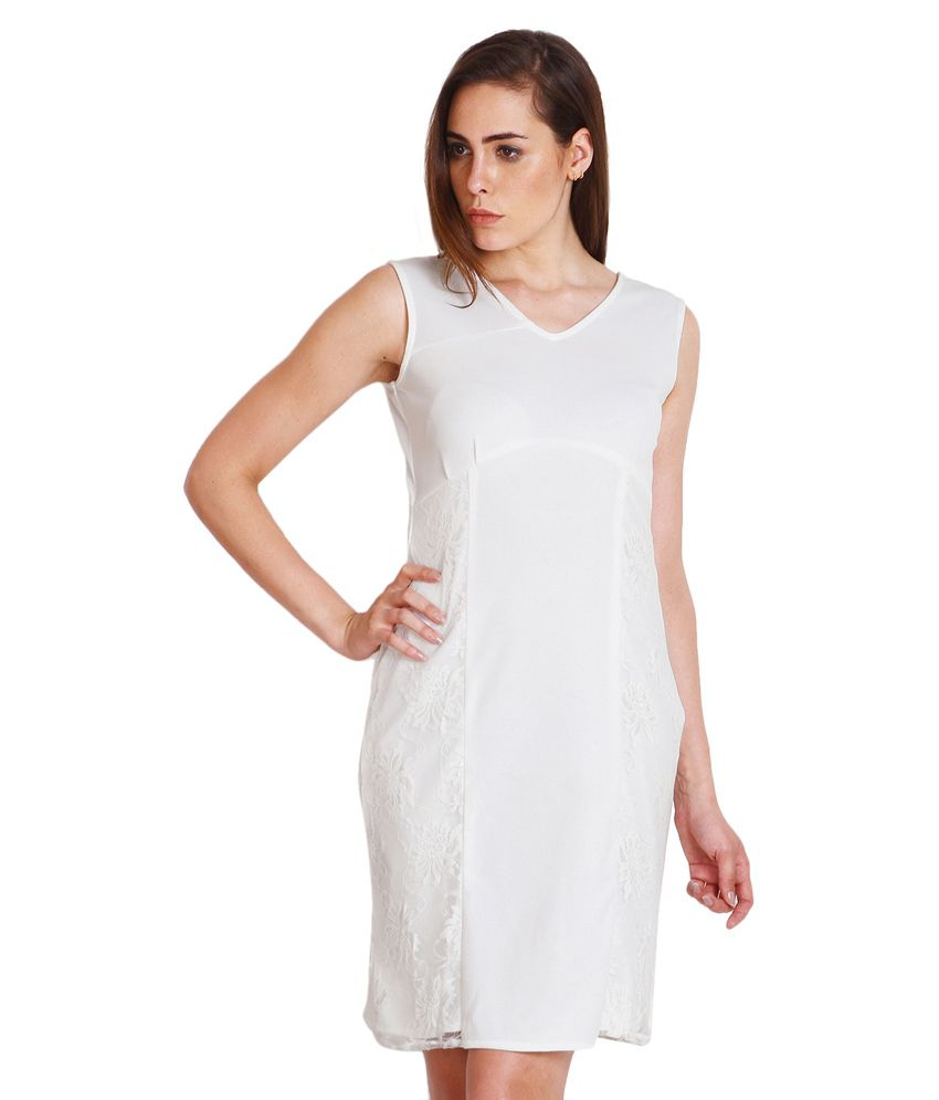 Soie White Others Dresses