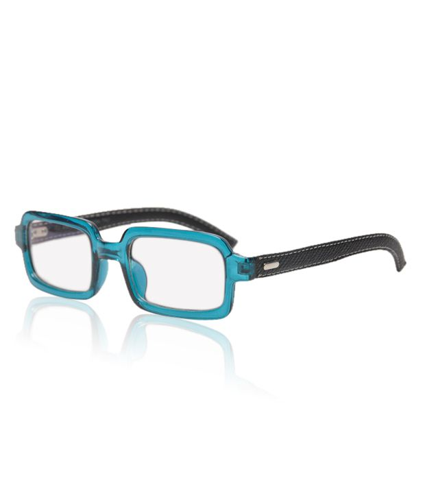 Vita Nifty Leather Temple Optical Frame