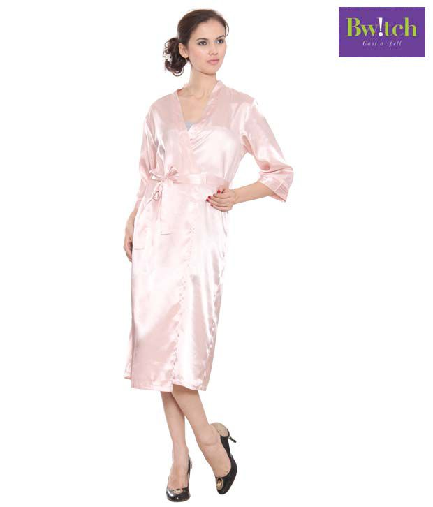 Bwitch  Smart Light pink Housecoat