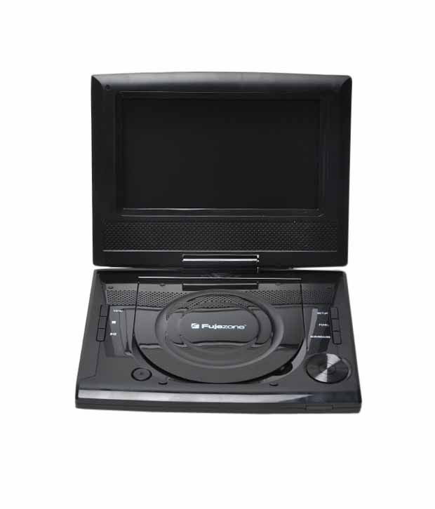 Fujezone 7 inch 7802 Portable DVD Player