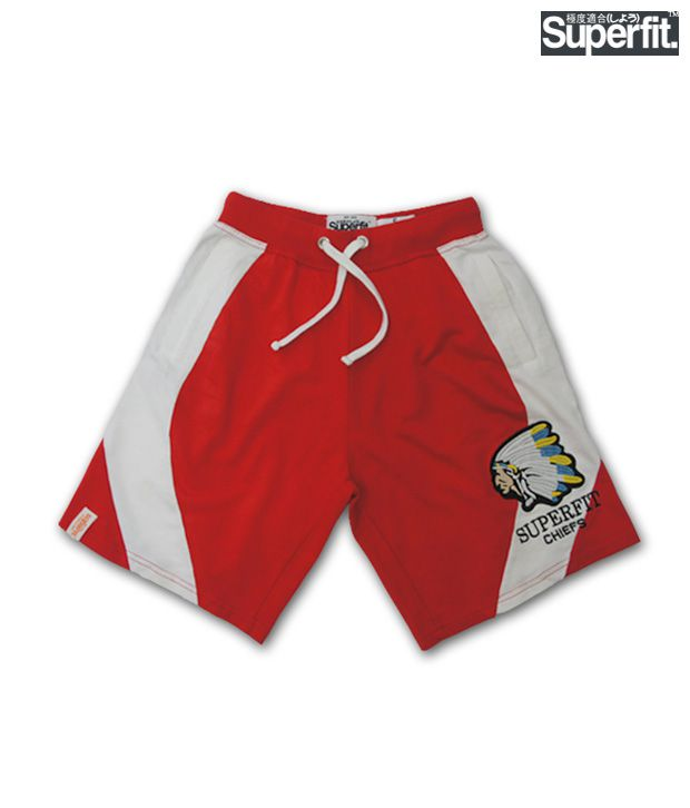 Superfit Red Chiefs Shorts