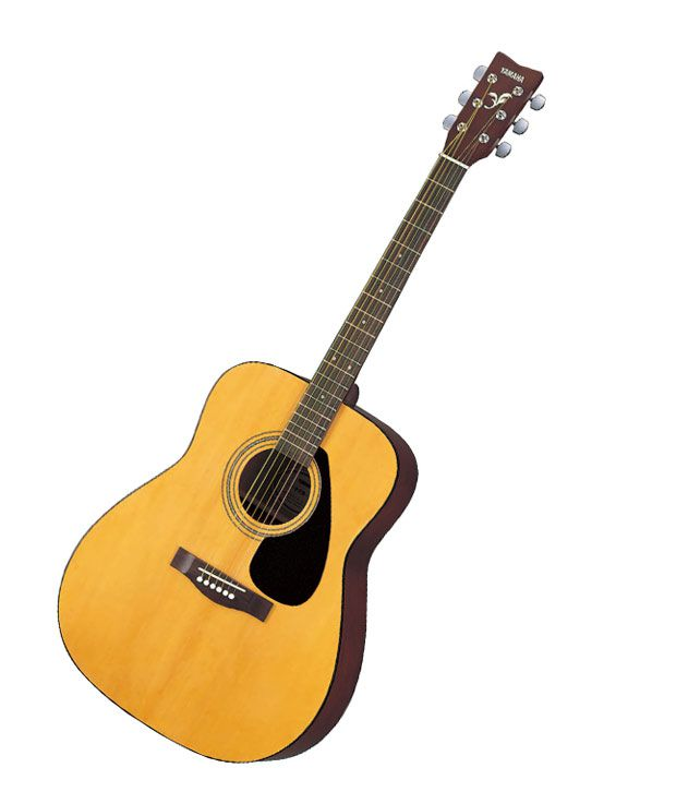Yamaha A Acoustic Guitar