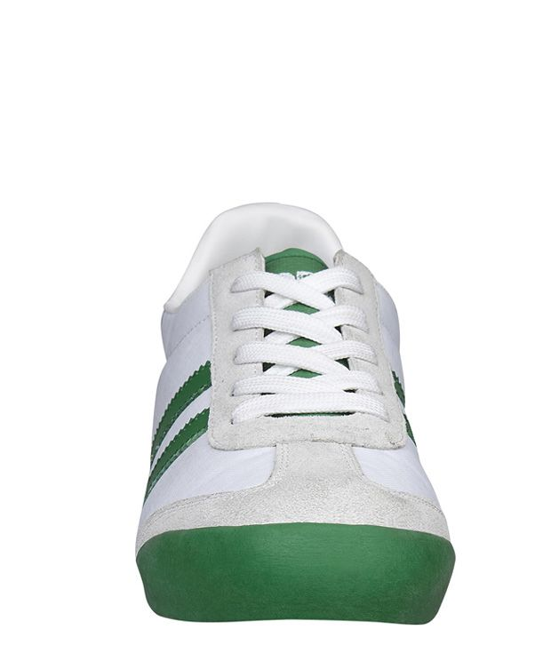 ... North Star Green & White Casual Shoes ...