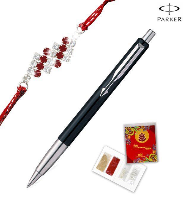 Parker Vector Std CT Ball Pen With Rakhi