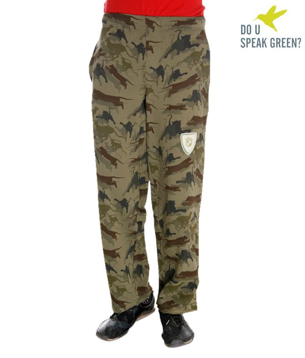 DUSG Olive Green Pants