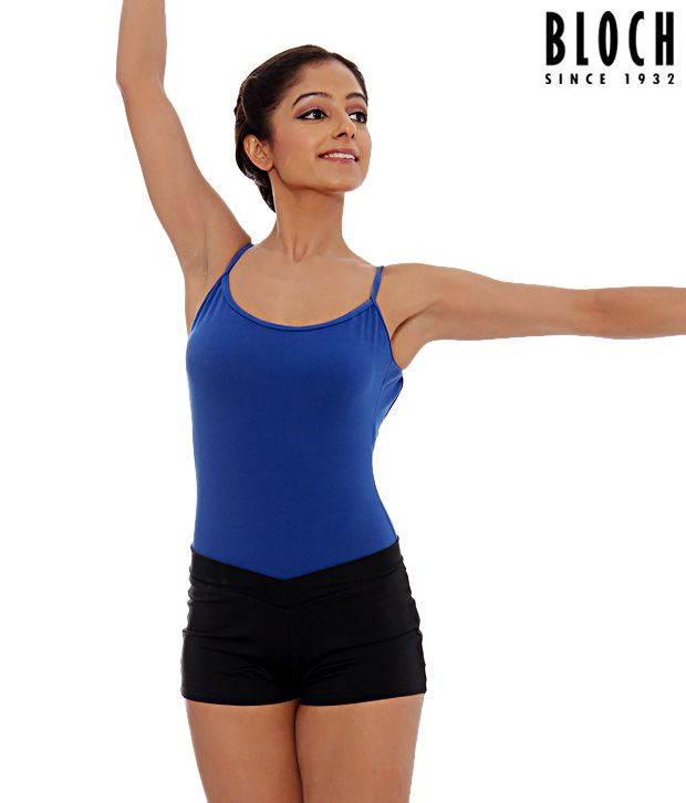 Bloch Royal Blue Leotard