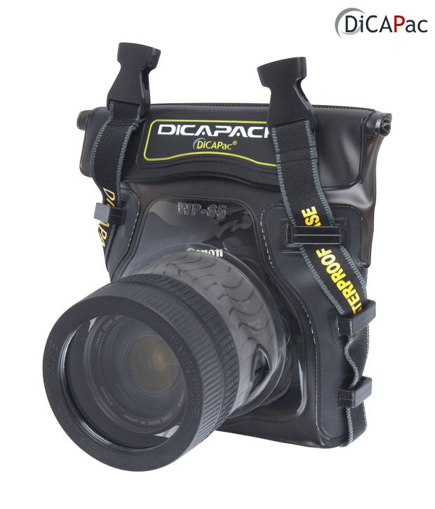 Dicapac WP-S5 -Water Proof Case For Camera