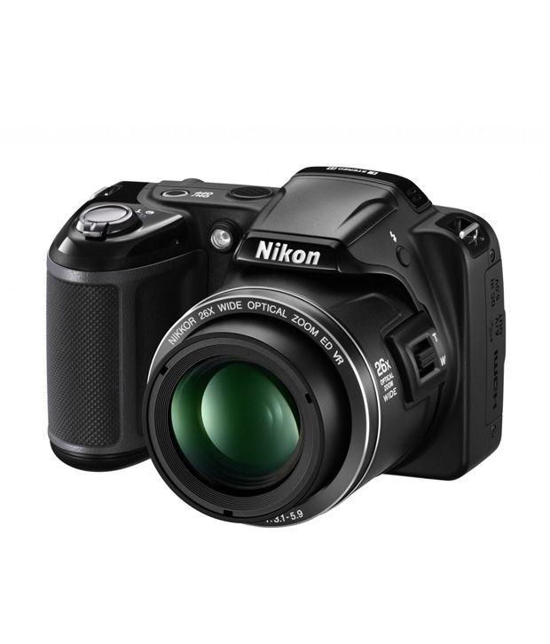 Nikon Coolpix L810 16.1MP Semi SLR