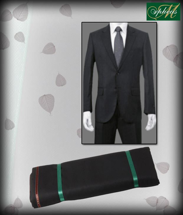 Morpheus Jaunty Black Suit Length